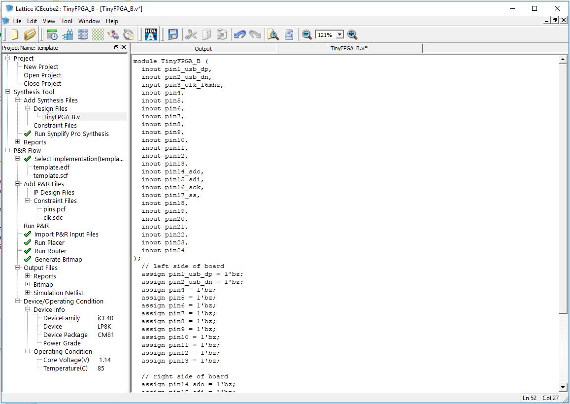 TinyFPGA B-Series User Guide