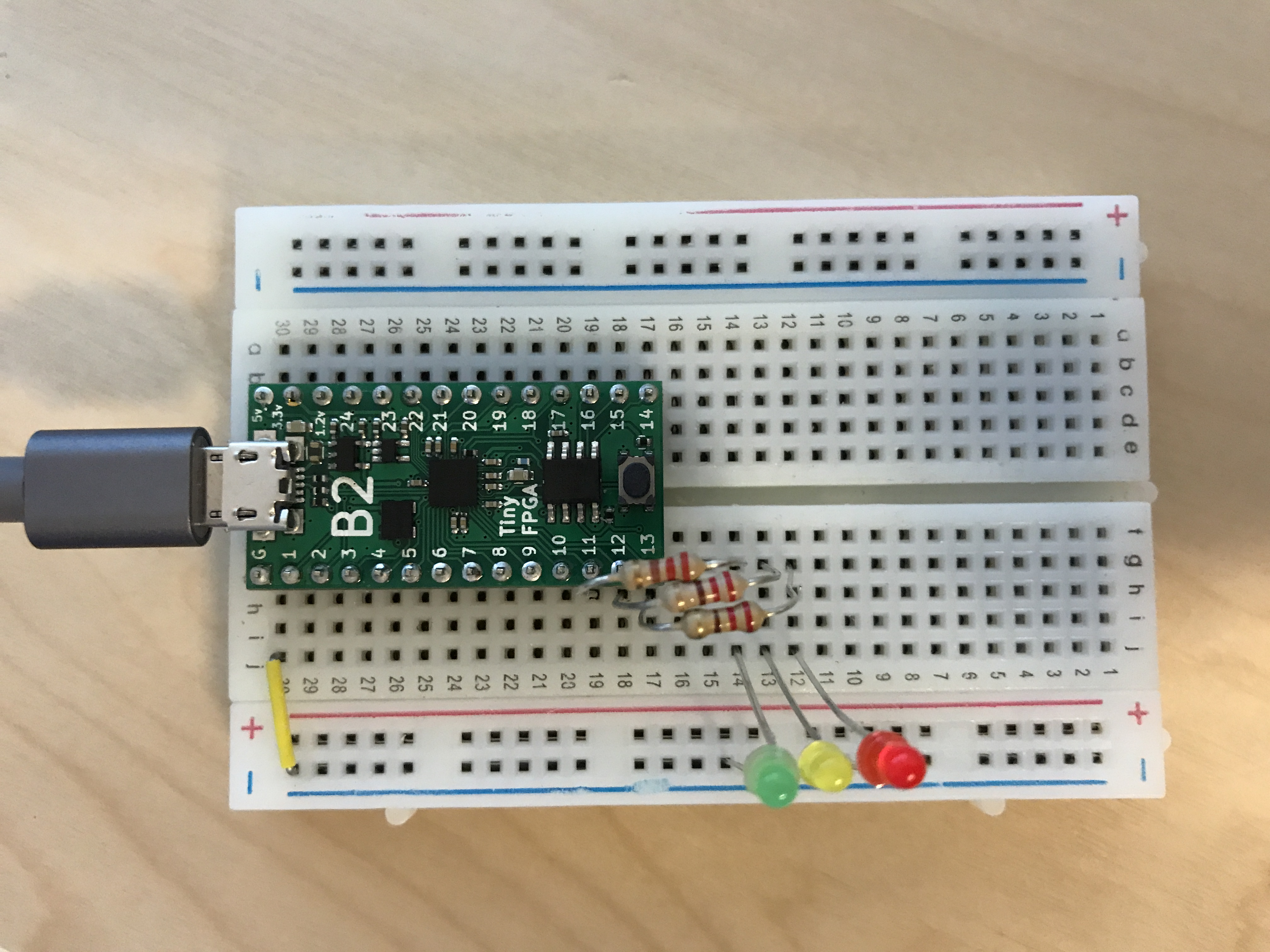 Tinyfpga B Series User Guide Integrated Circuitjpg Blinker Circuit
