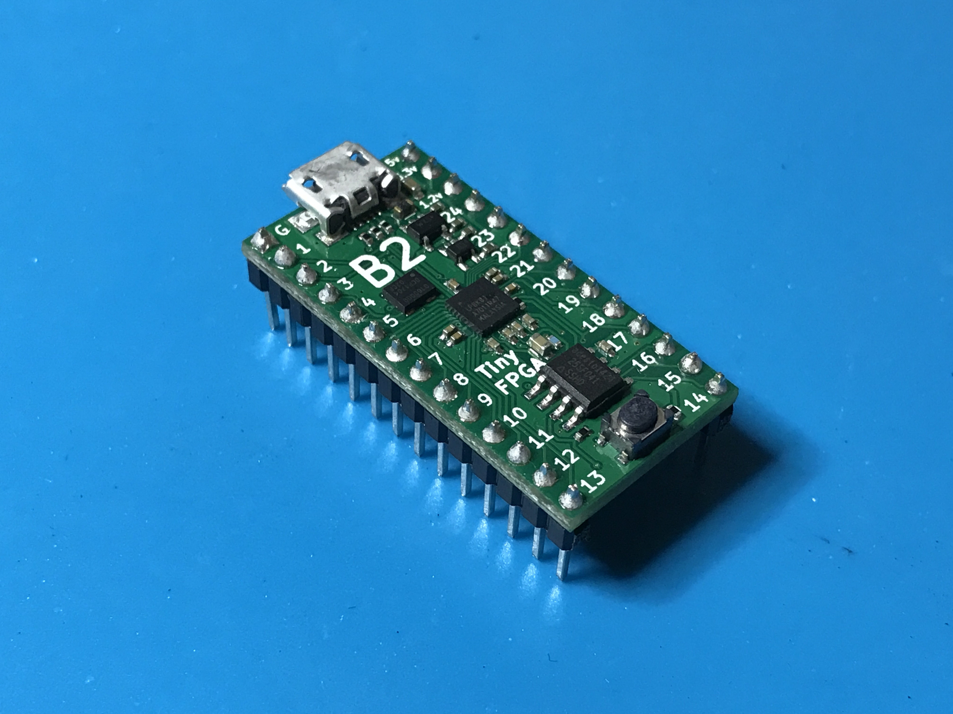 TinyFPGA B-Series User Guide